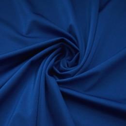 22 Темно-синий теплый глянцевый бифлекс, Blue rebel, Италия, Carvico