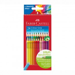 "Карандаши цветные ""Faber Castell"" GRIP, набор 24 цвета"