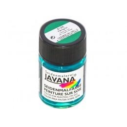 16  зеленый папоротник 8126 Javana краска по шелку 50мл