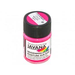"Краска по шелку ""Javana"" 8138 розовый флюоресцентный, 50мл"