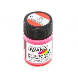 36  флуо красная 8147 Javana краска по шелку 50мл