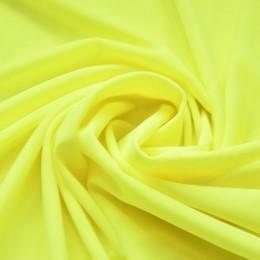 06 Флуо-желтая сетка-стрейч