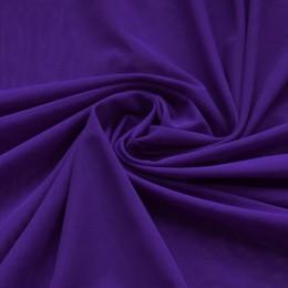 31-2 Темно-лиловая сетка-стрейч