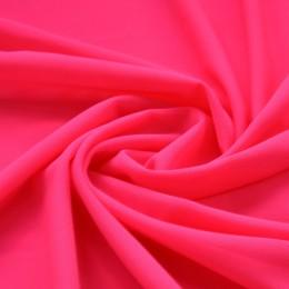 38-2 Флуо-розовая сетка-стрейч