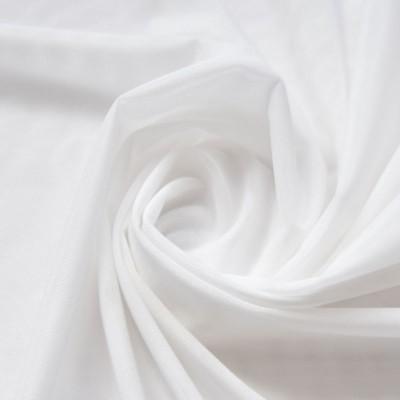 01 Белая сетка-стрейч 0719-0011, Италия