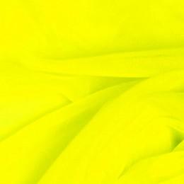 06 Флуо-желтый стрейч фатин