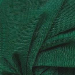 16 Темный зеленый стрейч фатин