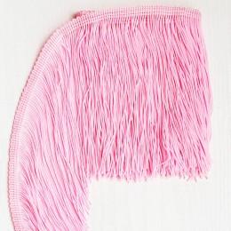 36 Розовая бахрома 15 см, light pink