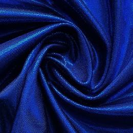 22 Синяя на черно-синем бифлексе, голограмма эластичная Premium, Италия