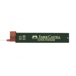 """Грифель """"Faber Castell"""" 0,5 мм, твердость HB"""