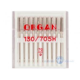 Иглы ORGAN универсальные №70 для БШМ уп.10 игл