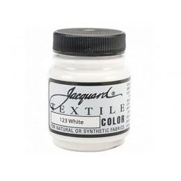 """Краска по ткани """"Jacquard Textile Colors"""" №123 белый"""
