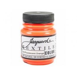 """Краска по ткани """"Jacquard Textile Colors"""" №152 оранжевый флуоресцентный"""