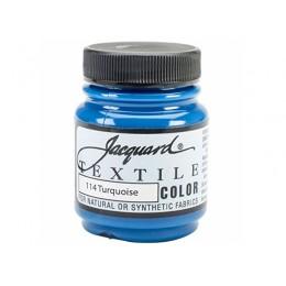 """Краска по ткани """"Jacquard Textile Colors"""" №114 темно-бирюзовый"""