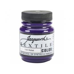 """Краска по ткани """"Jacquard Textile Colors"""" №110 темно-фиолетовый"""