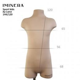 S11+ 144/120 спортивный манекен IMINERA Sport kids by Lana