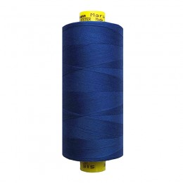 26 Черно-синий. Нитки GUTERMANN Mara 120 №310