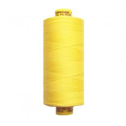Яичный желтый. Нитки GUTERMANN Mara 120 №417
