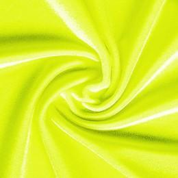 06 Флуо-желтый гладкий бархат, Англия, Chrisanne
