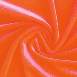 43 Оранжевый гладкий бархат, Англия, Chrisanne