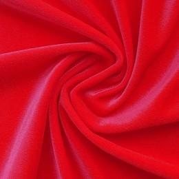 46 Красный гладкий бархат, Италия, Carvico