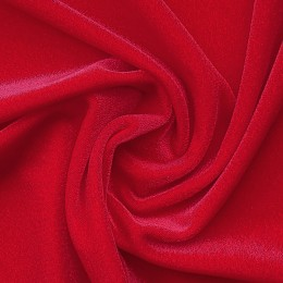 47 Темно-красный гладкий бархат, Италия, Carvico